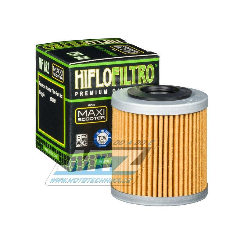 Filtr olejový HF182 (HifloFiltro)
