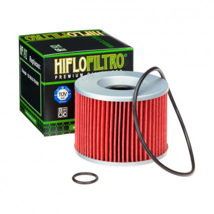 Filtr olejový HF192 (HifloFiltro) - Triumph 750 Daytona + 750 Speed Triple + 750 Thunderbird + 900 Sprint Sports + 900 Speed Triple + 900 Thunderbolt + 900 Thunderbird + 900 Daytona + 900 Tiger + 900 Trident + 1200 Daytona + 1200 Trophy