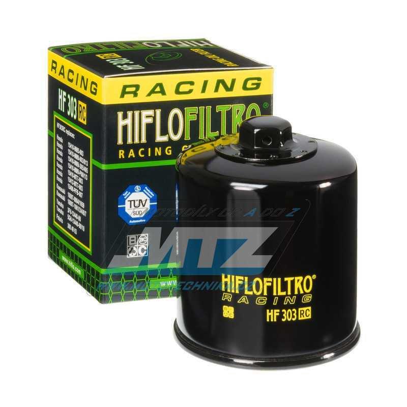 Filtr olej. HF303RC  (HifloFiltro)  černý