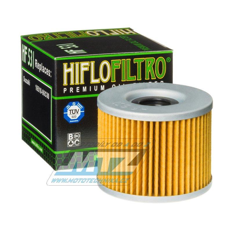 Filtr olejový  HF531  (HifloFiltro)