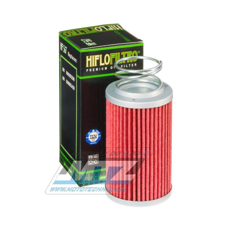 Filtr olejový HF567 (HifloFiltro)