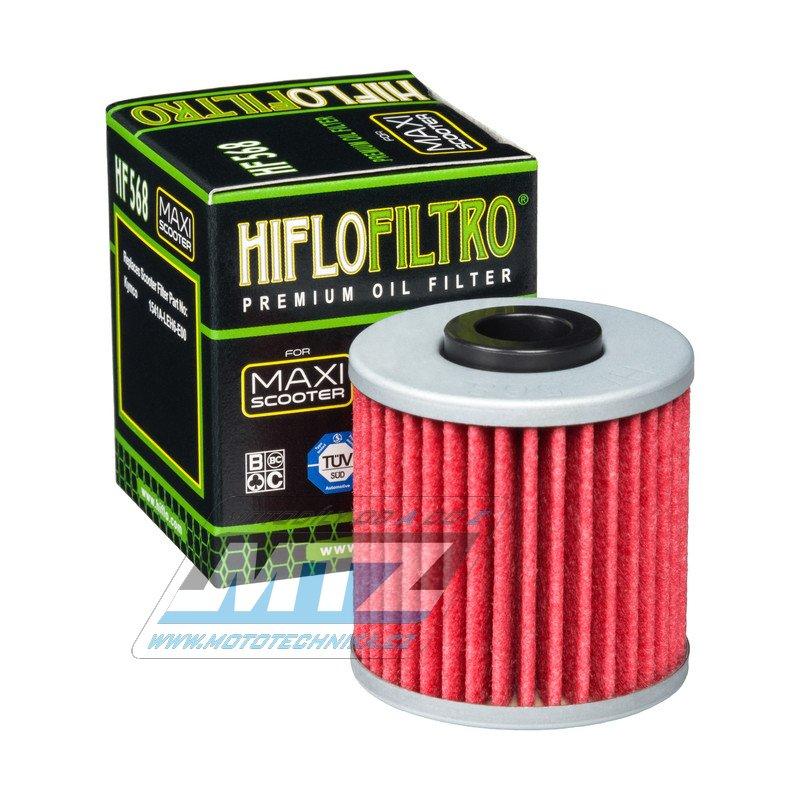 Filtr olejový HF568 (HifloFiltro)