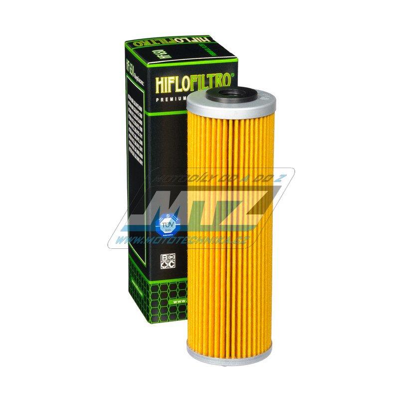 Filtr olejový HF650 (HifloFiltro)