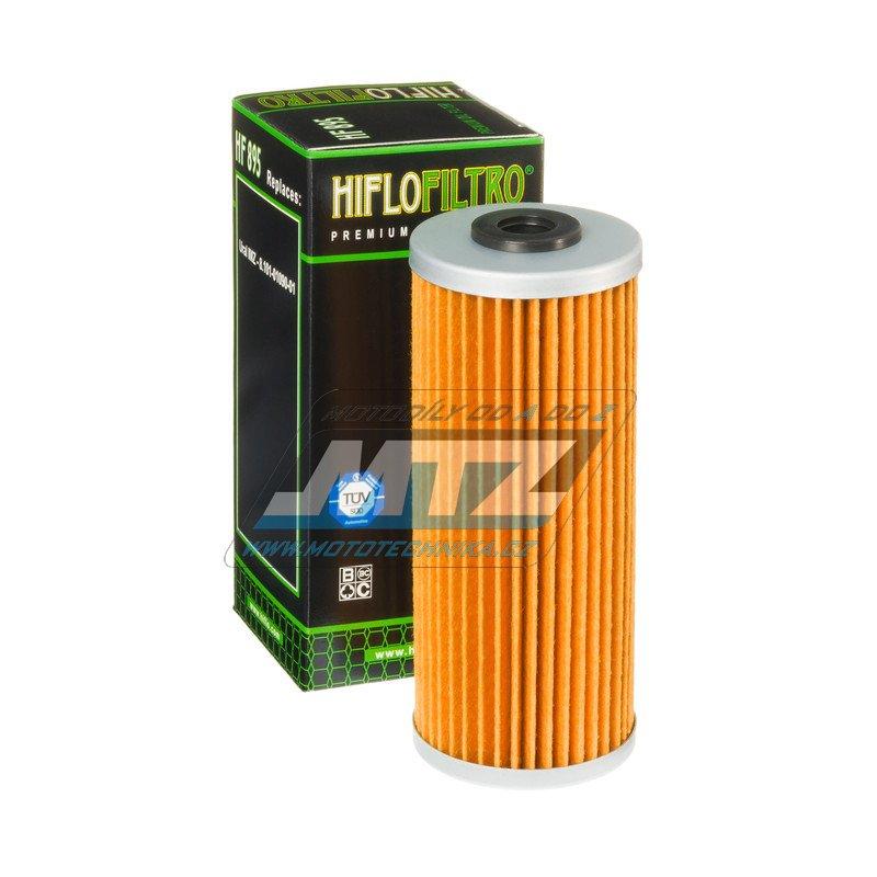 Filtr olejový HF895 (HifloFiltro)