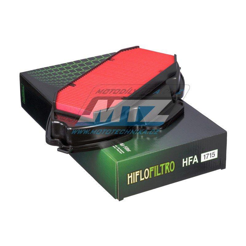 Filtr vzduchový HFA1715 (HifloFiltro) - Honda 670 NM4 Vultus + CTX700 + NC700 + NC750 + 750 Integra + 700 Intengra DCT