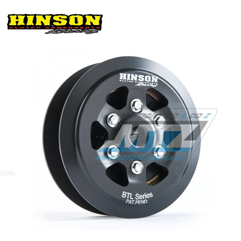 Unašeč Hinson Honda CRF450R / 09-12 + Honda CRF450X / 05-09 / 12-17