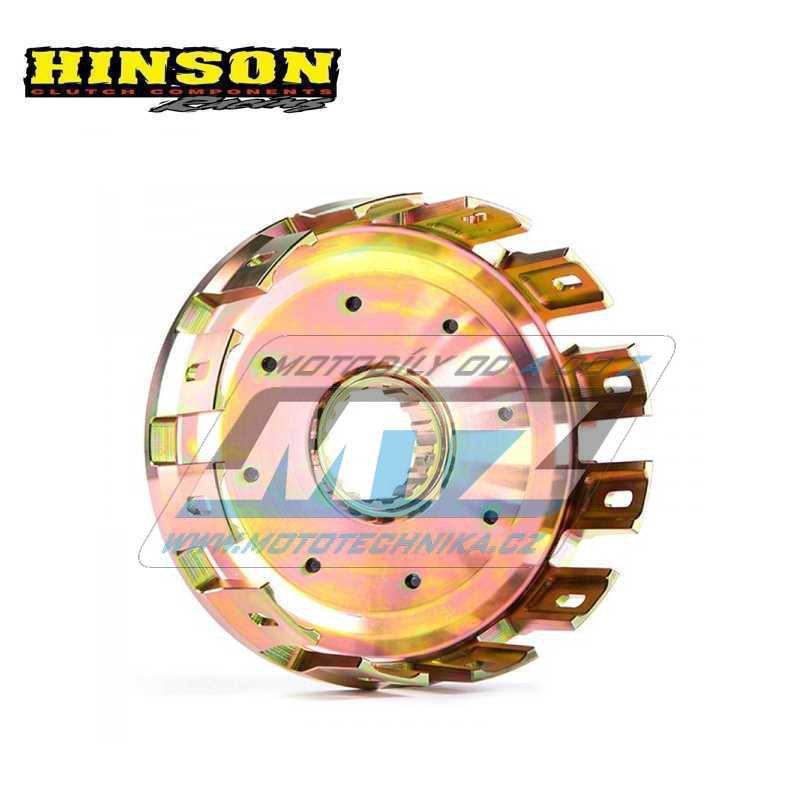 Spojkový koš Hinson - Honda CR125R / 00-07 + Honda CRF250R / 04-09 + Honda CRF250X / 04-09 / 12-13 / 15-17