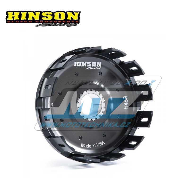 Spojkový koš Hinson - Honda CR250R / 92-07 + Honda CRF450R / 02-12