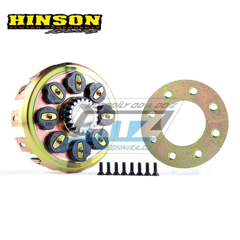 """Spojkový koš Hinson ocelový """"Momentum"""" - Honda CRF250R / 10-17"""