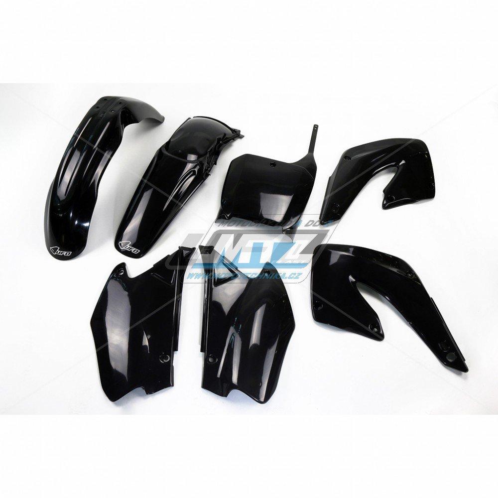 Sada plastů Honda CR125+250 / 00-01 - černá