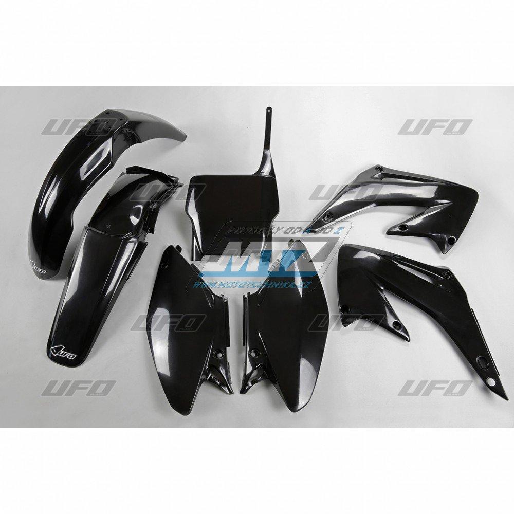 Sada plastů Honda - CR125+250 / 05-07 - černá