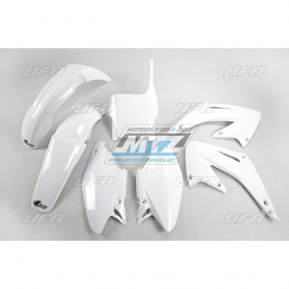 Sada plastů Honda - CR125+250 / 05-07 - bílá