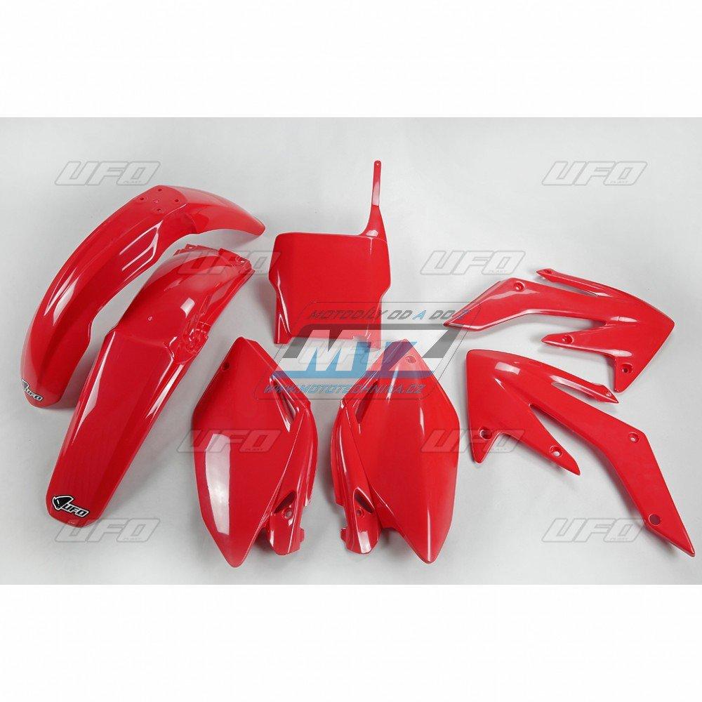 Sada plastů Honda - CRF250R/04-05 - červená