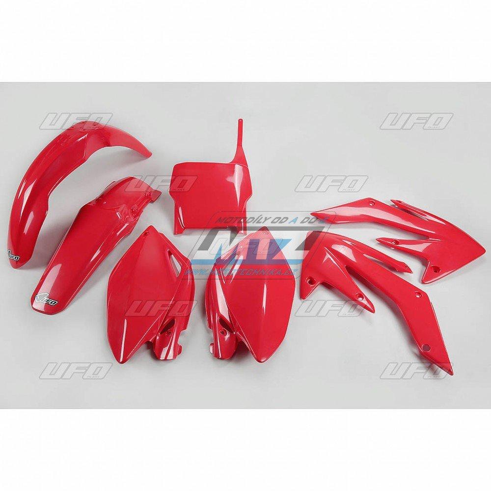 Sada plastů Honda - CRF250R/06-07 - červená
