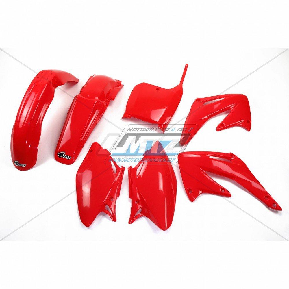 Sada plastů Honda - CRF450R/02-03 - červená