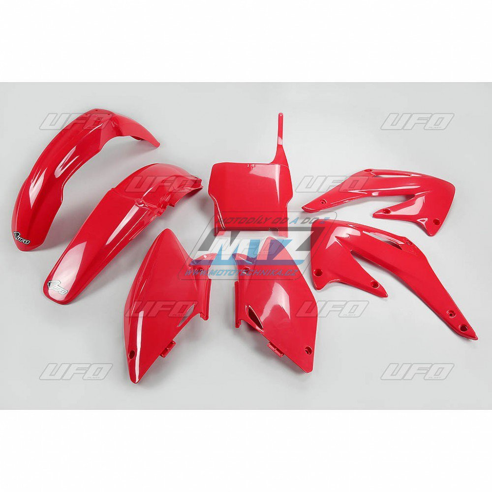 Sada plastů Honda - CRF450R/04 - červená