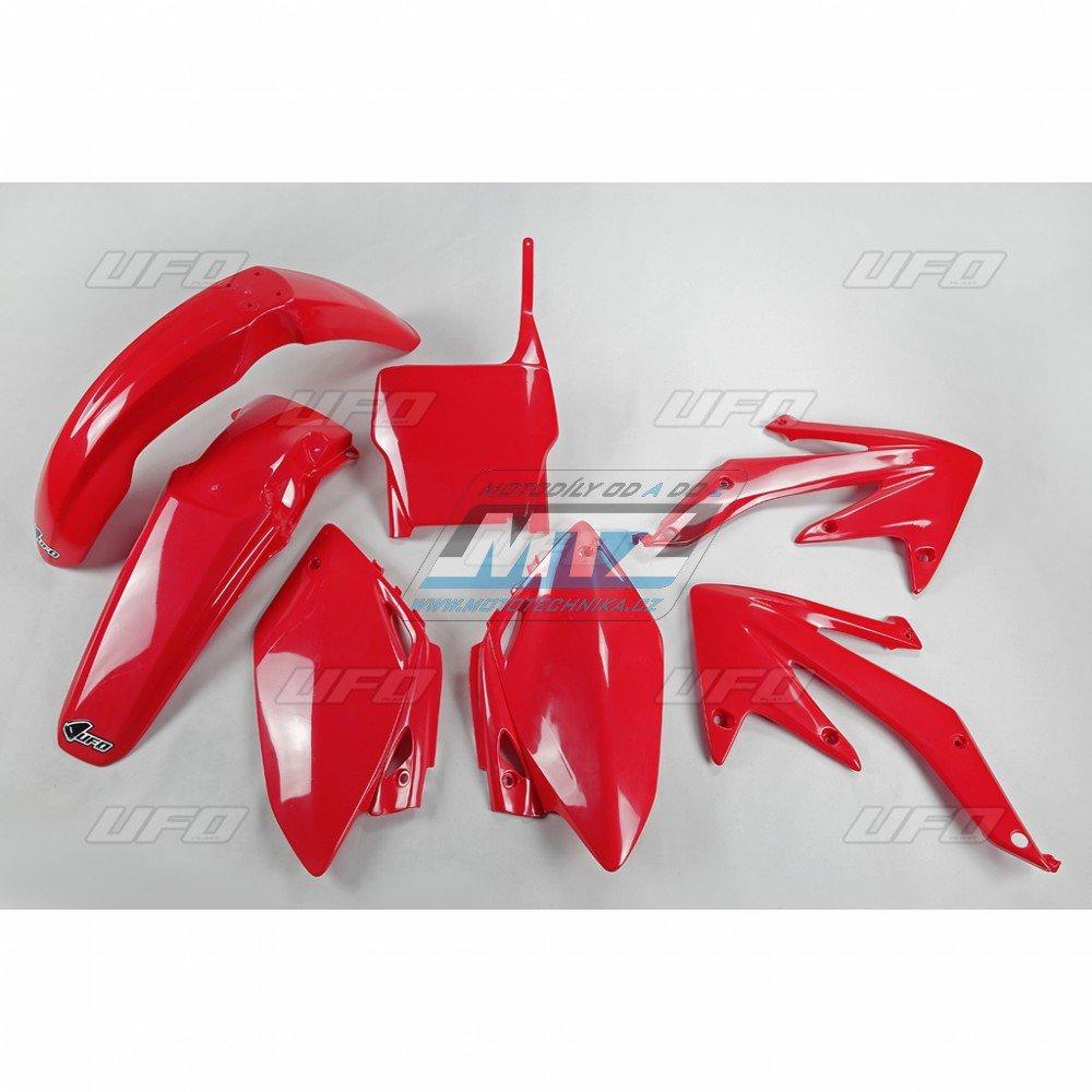 Sada plastů Honda - CRF450R/07 - červená