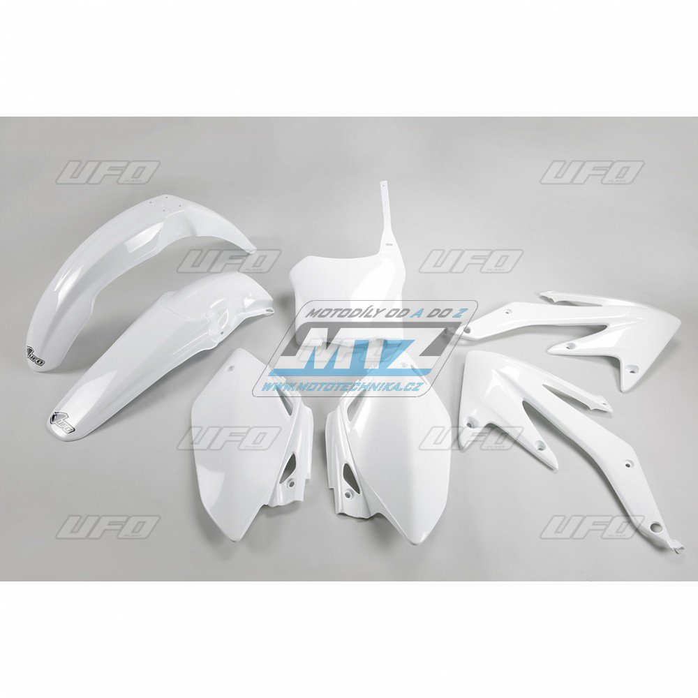 Sada plastů Honda - CRF450R/08 - bílá