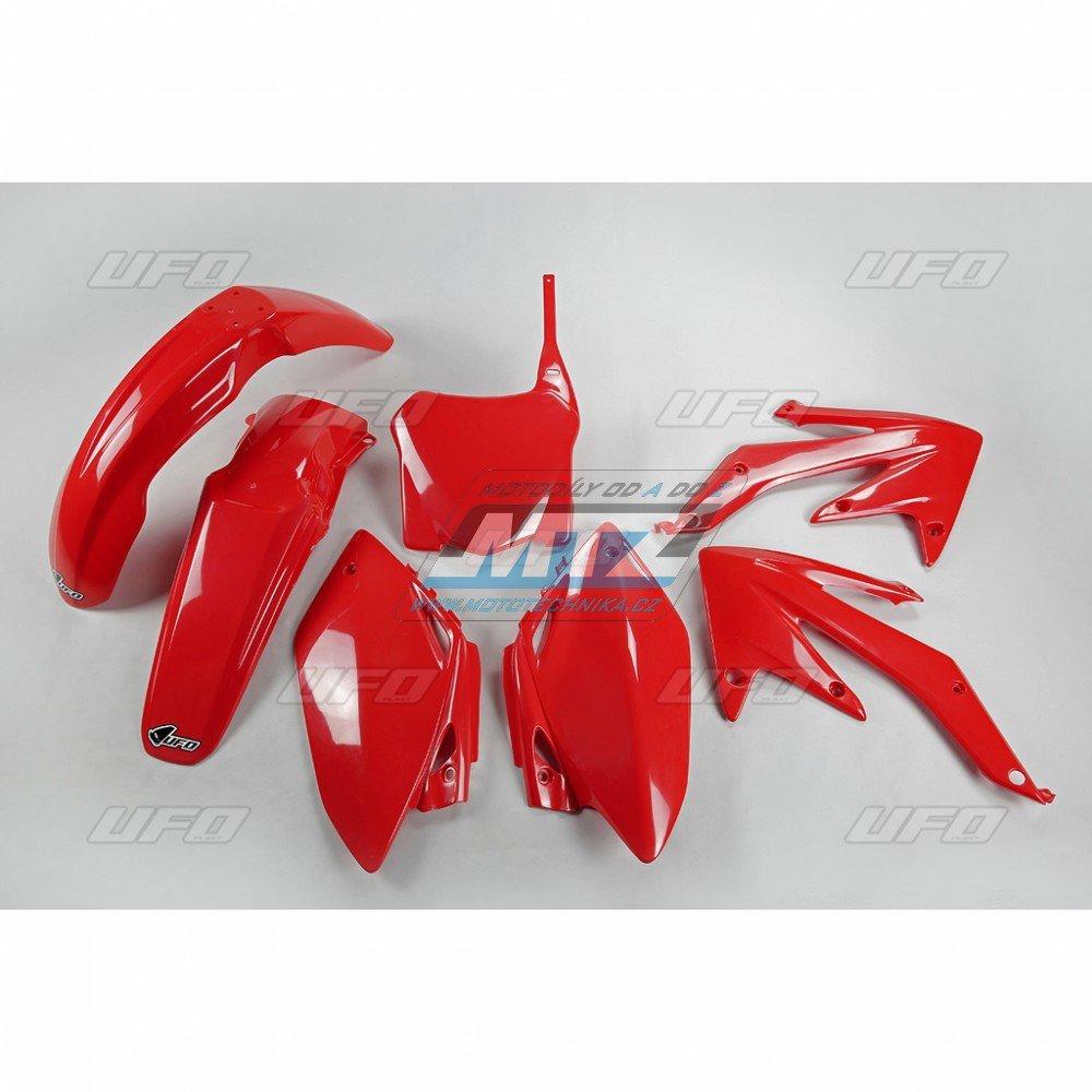 Sada plastů Honda - CRF450R/08 - červená