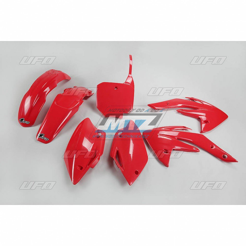 Sada plastů Honda - CRF150R / 07-17 - červená