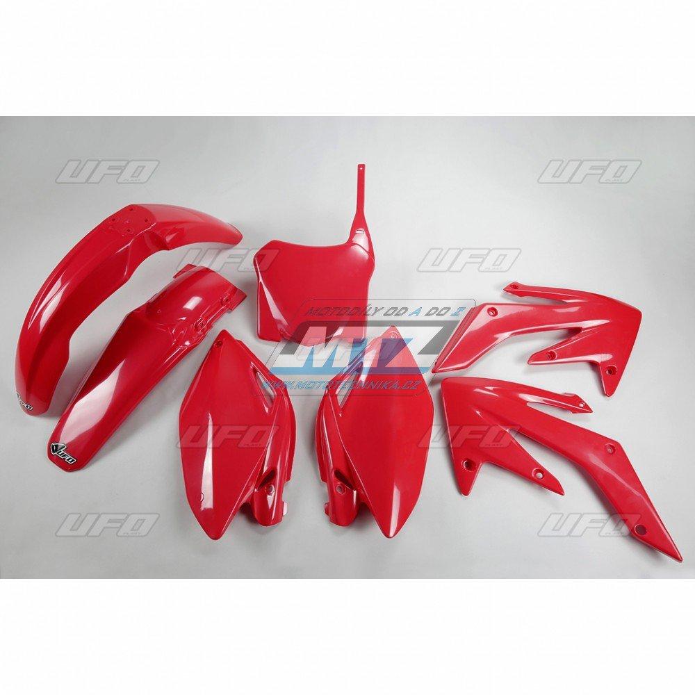 Sada plastů Honda - CRF250R / 08 - červená