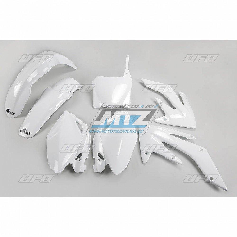 Sada plastů Honda - CRF250R / 08 - bílá