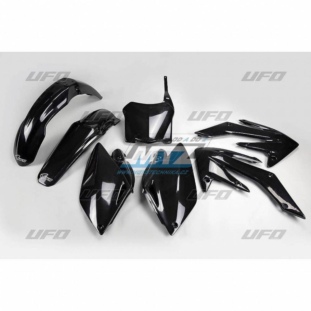 Sada plastů Honda - CRF250R / 08 - černá