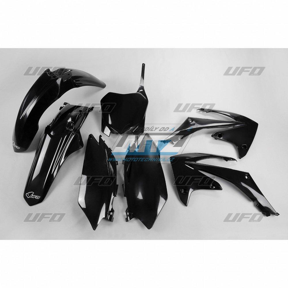 Sada plastů Honda - CRF450R / 09-10 + CRF250R / 10 - černá