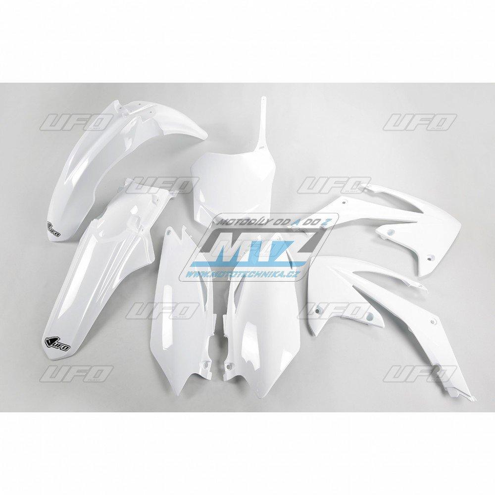 Sada plastů Honda - CRF450R / 09-10 + CRF250R / 10 - bílá