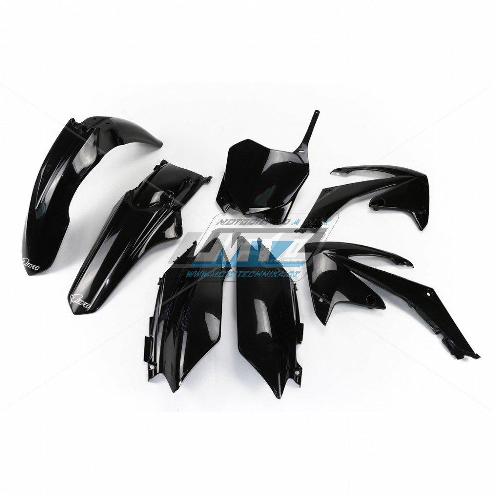 Sada plastů Honda - CRF450R / 11-12 + CRF250R / 11-13 - černá
