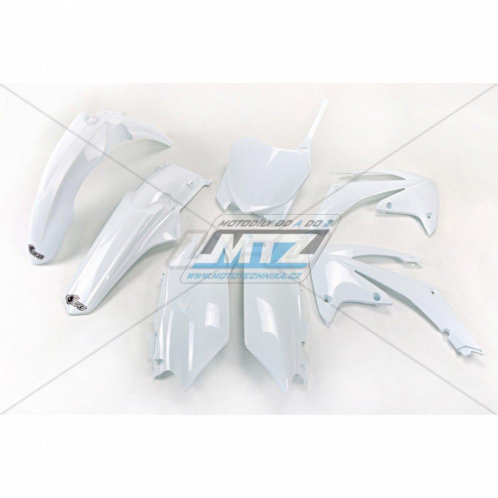 Sada plastů Honda - CRF450R / 11-12 + CRF250R / 11-13 - bílá