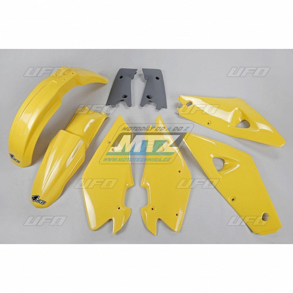 Sada plastov Husqvarna CR125+250 / 00-04 + WR125+250 / 00-04 + CR+WR360 / 00-02 - originálna farba