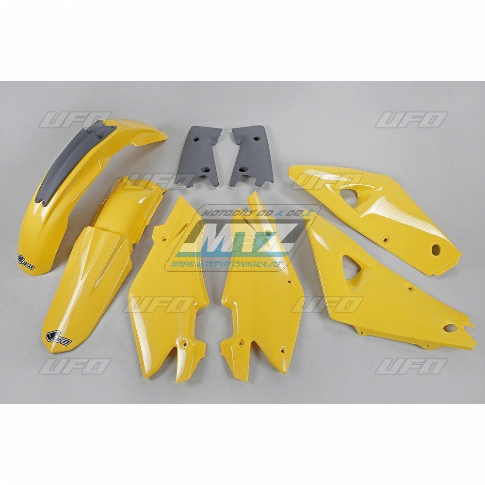 Sada plastů Husqvarna CR125+CR250 + WR125+WR250 / 05 - originální barvy