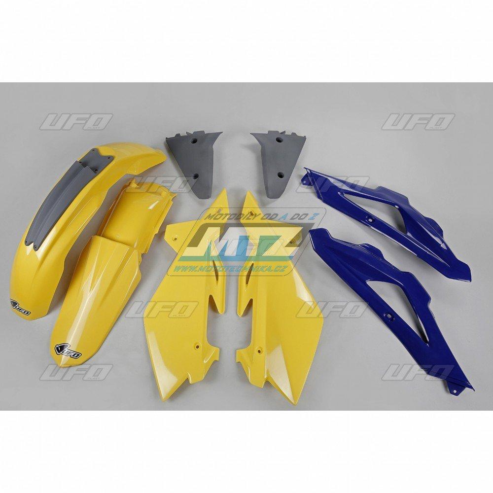 Sada plastů Husqvarna TC250+TC450+TC510 + TE250+TE450+TE510 / 05 - originální barvy