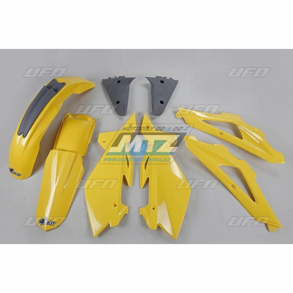 Sada plastů Husqvarna TC250+TC450+TC510 + TE250+TE450+TE510 / 05 - žlutá