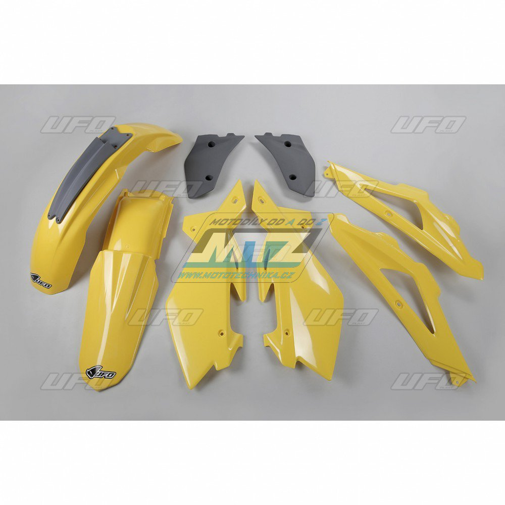 Sada plastů Husqvarna CR125+CR250 + WR125+WR250 / 06 - žlutá