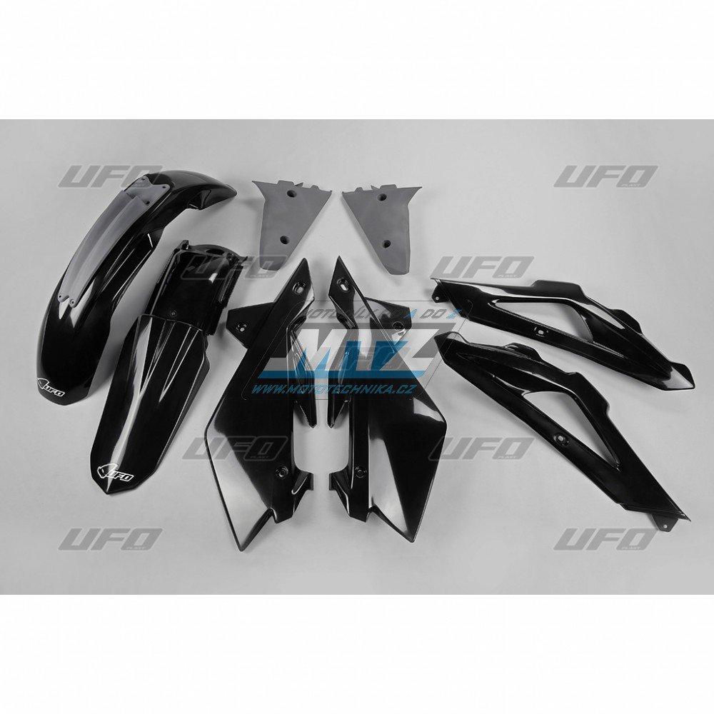 Sada plastů Husqvarna TC250+TC450+TC510 + TE250+TE450+TE510 / 06 - černá