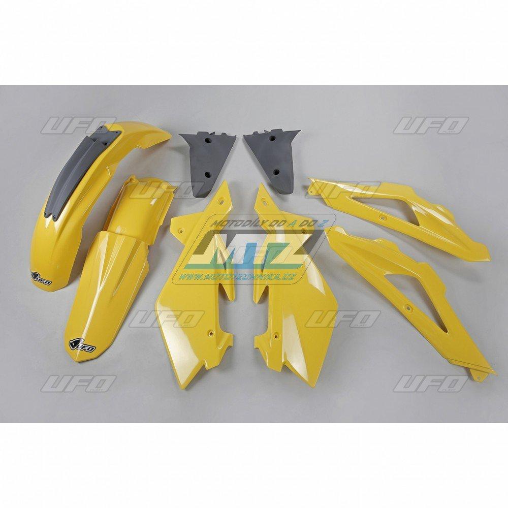 Sada plastů Husqvarna TC250+TC450+TC510 + TE250+TE450+TE510 / 06 - žlutá