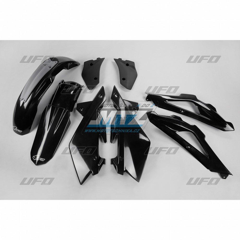 Sada plastů Husqvarna CR125+250 + WR125+250 / 07-08 - černá