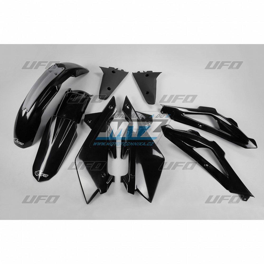 Sada plastů Husqvarna TC250+TC450+TC510 + TE250+TE450+TE510 / 07 - černá