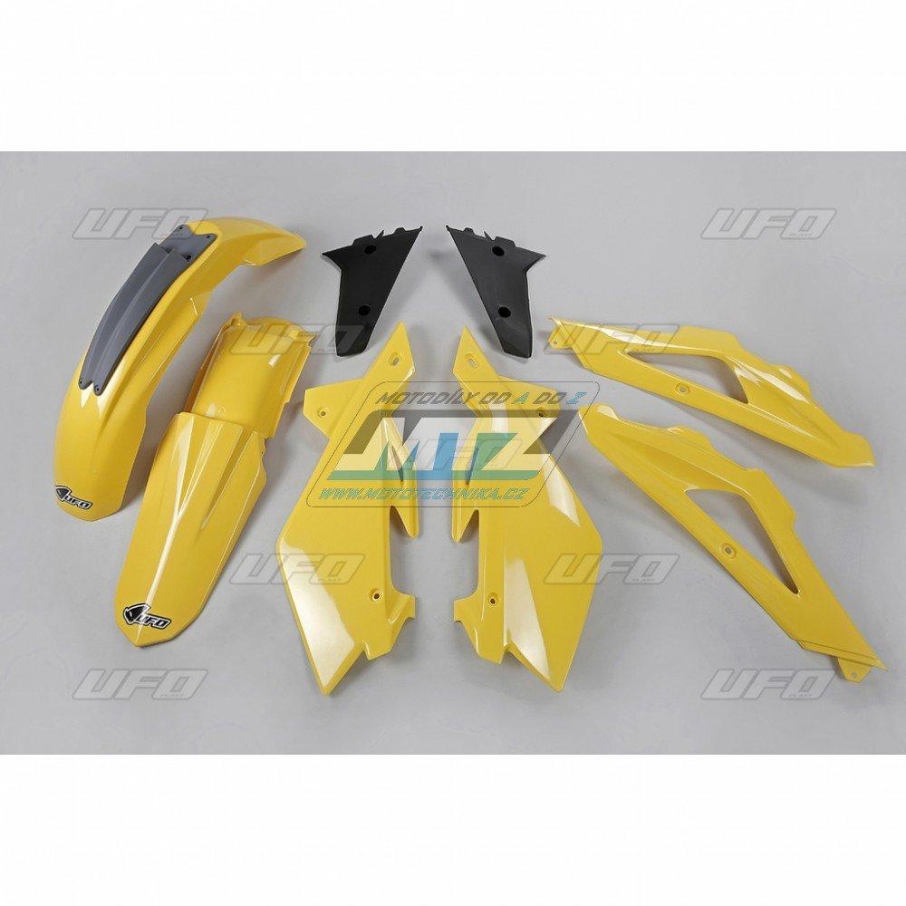 Sada plastů Husqvarna TC250+TC450+TC510 + TE250+TE450+TE510 / 07 - žlutá