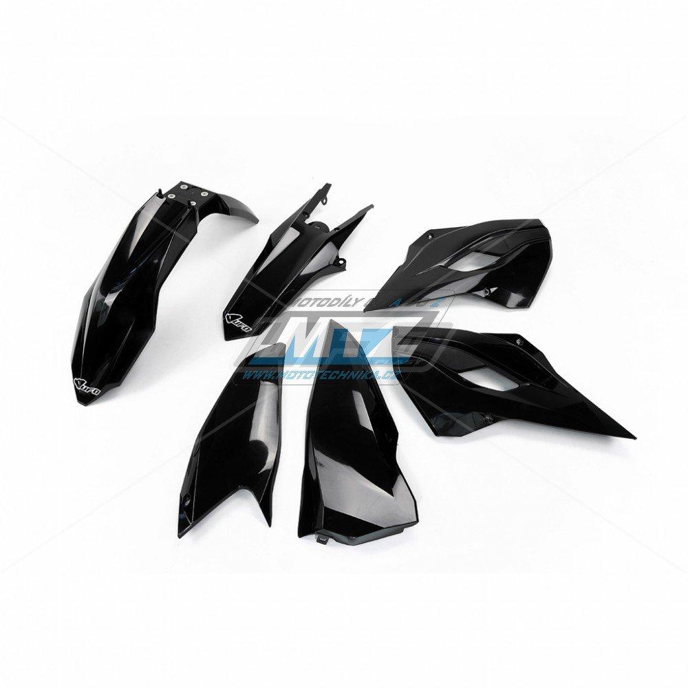 Sada plastů Husqvarna TE125+250+300 + FE250+350+450+501 / 14 - černá