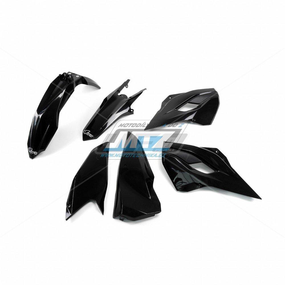 Sada plastů Husqvarna TE125+250+300 + FE250+350+450+501 / 15-16 - černá