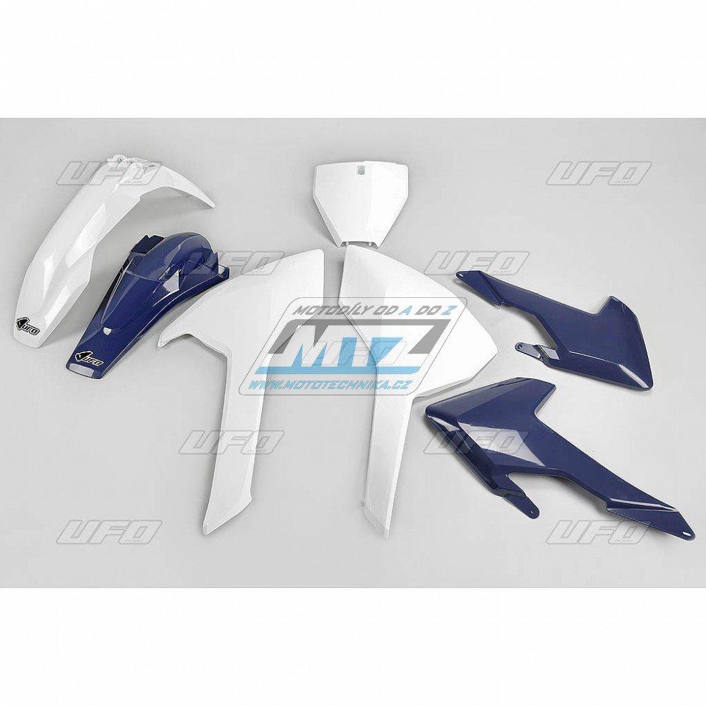 Sada plastů Husqvarna TC+FC125 + FC250 + TC+FC350+450 / 16-17 - originální barvy