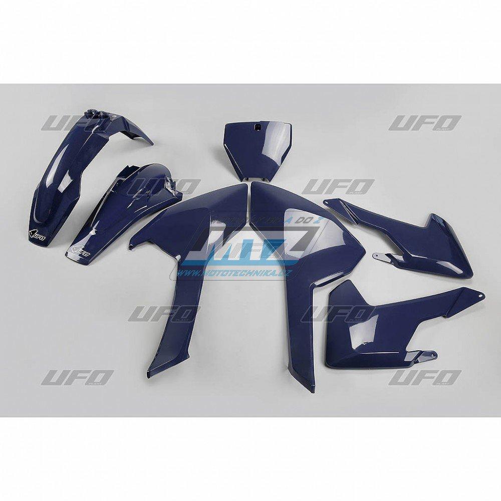 Sada plastů Husqvarna TC+FC125 + FC250 + TC+FC350+450 / 16-17 - modrá