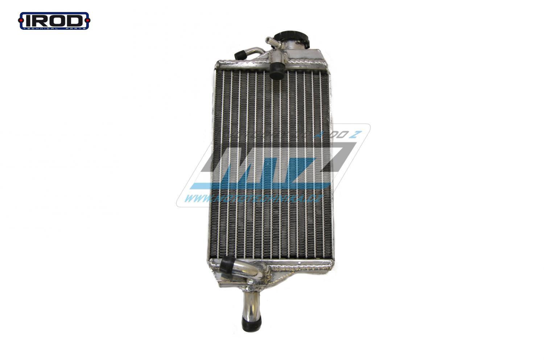Chladič Irod pravý Honda CR125 / 02-03