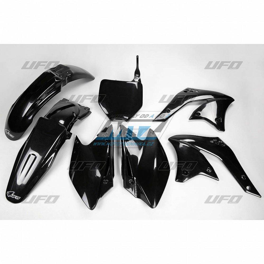 Sada plastů Kawasaki - KXF250 / 07 - černá