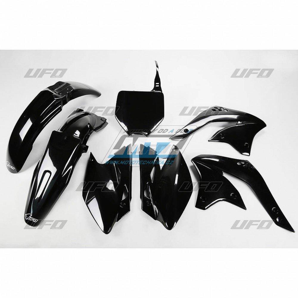 Sada plastů Kawasaki - KXF450 / 08 - černá
