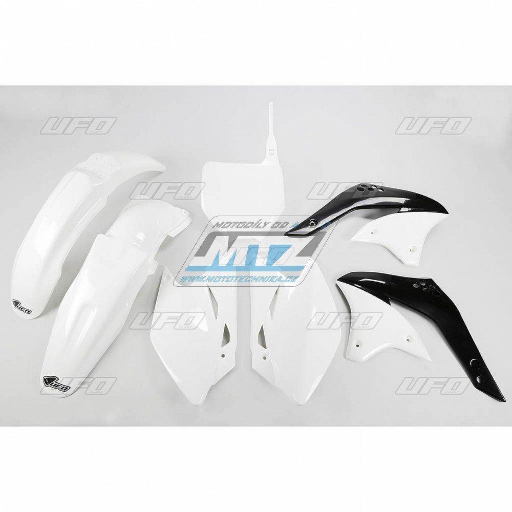 Sada plastů Kawasaki - KXF450 / 08 - bílá