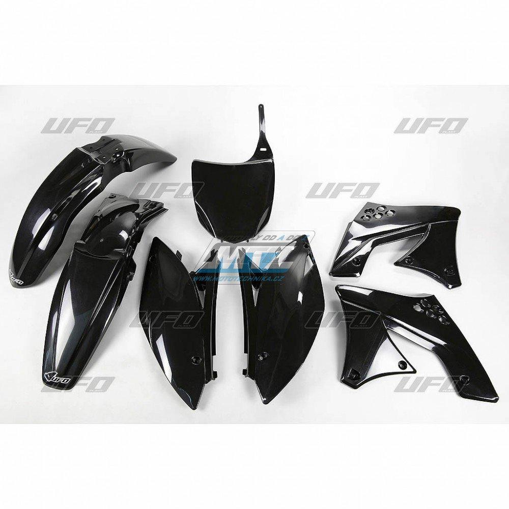 Sada plastů Kawasaki - KXF250 / 09+12 - černá